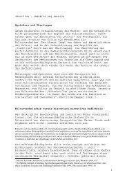 Tradition1.pdf (Download) - Medienwissenschaft - HU Berlin