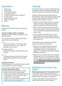 Series 5 - Braun Consumer Service spare parts use instructions ... - Page 7