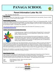 Download Parent Info 12 April 2012 Issue 125 - Panaga School