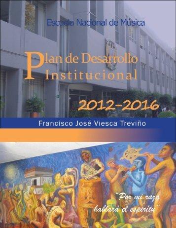 Escuela Nacional de Música - Dirección General de Planeación ...