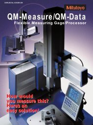 QM Measure US - Mitutoyo America Corporation