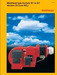 Download brochure 257 KB (pdf) - Weishaupt