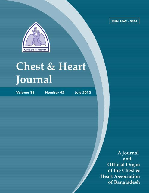 Vol. 36, No. 2 July. 2012 Chest J..pmd