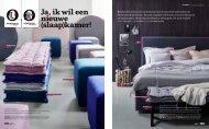 Ja, ik wil een nieuwe (slaap)kamer! - MW Bedden en Slapen