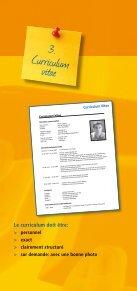 Le dossier de candidature - Espace emploi - Page 4