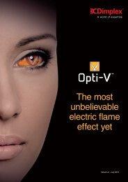 Opti-V Brochure - Dimplex
