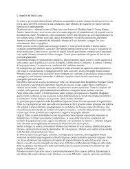 L'Appello del Dalai Lama Le donne e gli uomini tibetani ... - simaiss