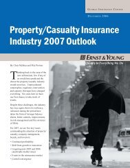 U.S. Property/Casualty Insurance Industry 2007 Outlook