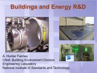Buildings And Energy R&D - FLC Mid-Atlantic Region