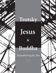 Jesus & Buddha Trotsky - Utopian