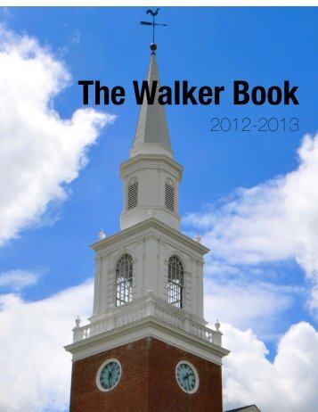 Walker Book 12 - 13 - The Ethel Walker School