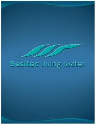 Our Products and  Services System 2.0 - sesitec.de