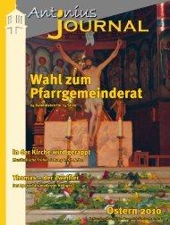 Wahl zum Pfarrgemeinderat - Pfarrei St. Anton Regensburg