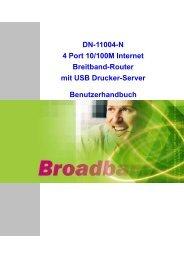 Handbuch - Digitus