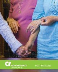 Bilancio di Missione 2011 - Alzheimer Italia