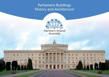 6207 NIA Leaflet - Architecture.indd - the Northern Ireland Assembly ...