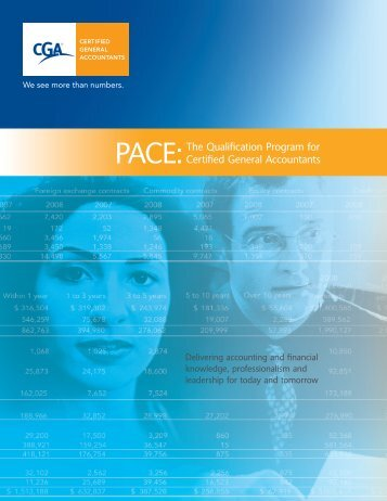 PACE Brochure - Certified General Accountants Association of ...