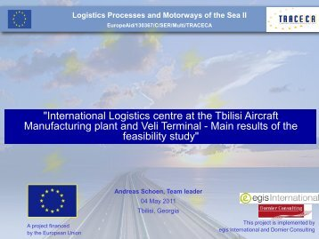 Tbilisi International Logistics Centre