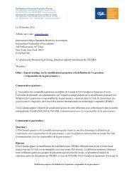responsables de la gouvernance - Certified General Accountants ...