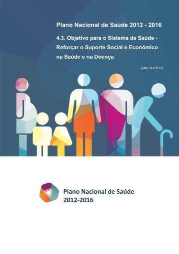 4.3.1.conceitos - Plano Nacional de Saúde 2012 – 2016 - Direcção ...