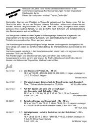 Download als Acrobat-Dokument - SGV-Abteilung Wuppertal