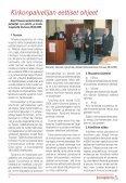kirkonpalvelijan eettiset ohjeet - Kirkonpalvelijat ry - Page 4