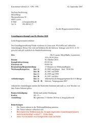Ausschreibung - Kunstturnerverband LU/OW/NW