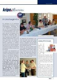 Ausgabe 03/2009 - Kripo.at