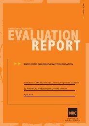 NRC Evaluation_ALP_Liberia_Final.pdf - Norwegian Refugee Council