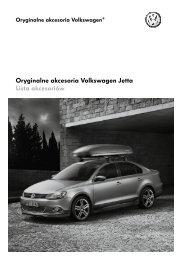 Oryginalne akcesoria Volkswagen Jetta Lista ... - besmarex.pl