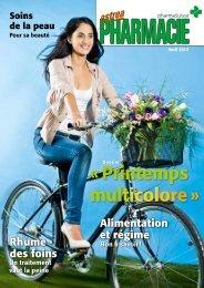 Avril 2012 - pharmaSuisse