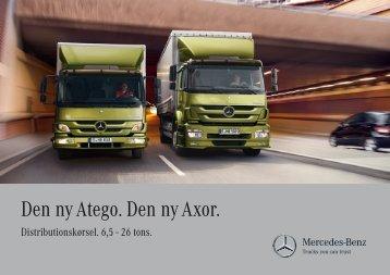 Læs mere om Axor til distributionskørsel