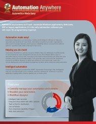 Brochure - Tethys Solutions