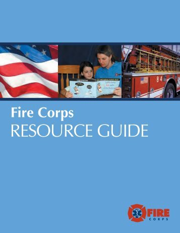 Fire Corps Resource Guide - Ohio Emergency Management Agency