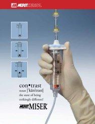 con•trast - Merit Medical