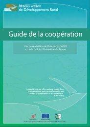 Guide de la coopération - FEADER en Rhône-Alpes