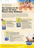 «Ferien in Sicht ! » «Ferien in Sicht ! » - pharmaSuisse - Seite 4