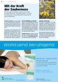 «Ferien in Sicht ! » «Ferien in Sicht ! » - pharmaSuisse - Seite 6