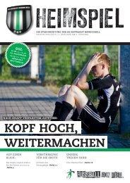 Ihre Gesundheit liegt uns am Herzen! -  SG Eintracht Mendig/Bell