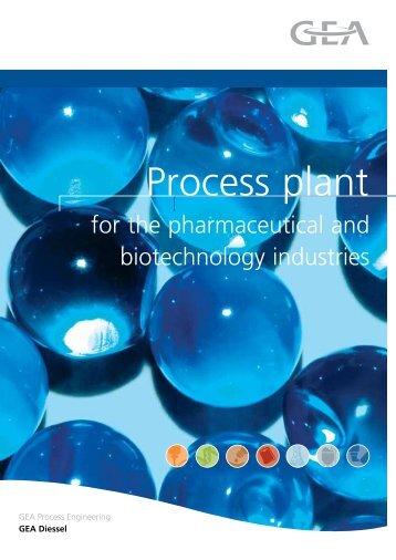 Process plant - GEA Diessel