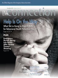 11-2012 - Emergency Nurses Association