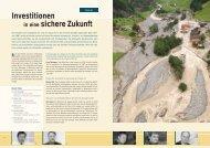 Investitionen in eine sichere Zukunft - Image-uri.ch