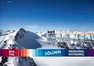 oetztal.com The Peak of Tirol. Der Höhepunkt Tirols. - Sölden