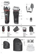 Series 5 - Braun Consumer Service spare parts use instructions ... - Page 3
