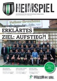 Abwehrstark! - SG Eintracht Mendig/Bell