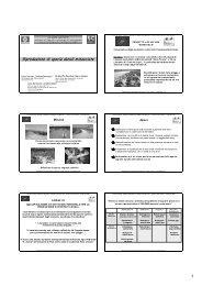 Riproduzione di specie dunali minacciate - Archivio Rete Poli
