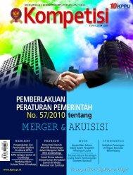 Edisi 23 Tahun 2010 - KPPU