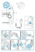 12 - Braun Consumer Service spare parts use instructions manuals - Page 4