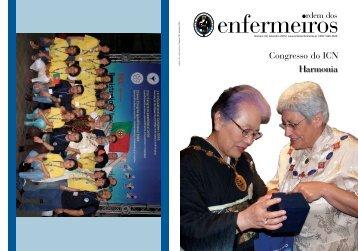 Congresso do ICN Harmonia - Ordem dos Enfermeiros