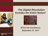 The Digital Revolution - Division of Governmental Studies and ...